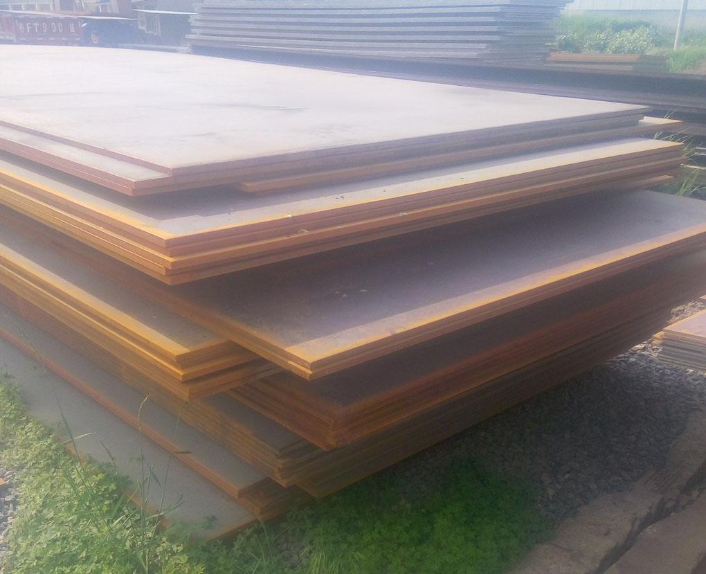 现货Q235GJB高建钢直销厂家